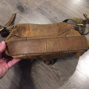 Fossil Bags - Fossil Distressed Leather bag